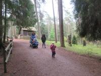 Ausflug Wildpark Hufeisen 12.10._14