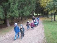 Ausflug Wildpark Hufeisen 12.10._15