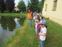 Exkursion zu den Dorfweihern 07.06.19