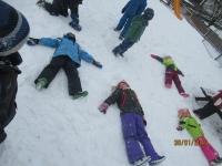 Spaß im Schnee 13.02._10