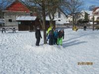Spaß im Schnee 13.02._11