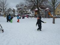 Spaß im Schnee 13.02.19